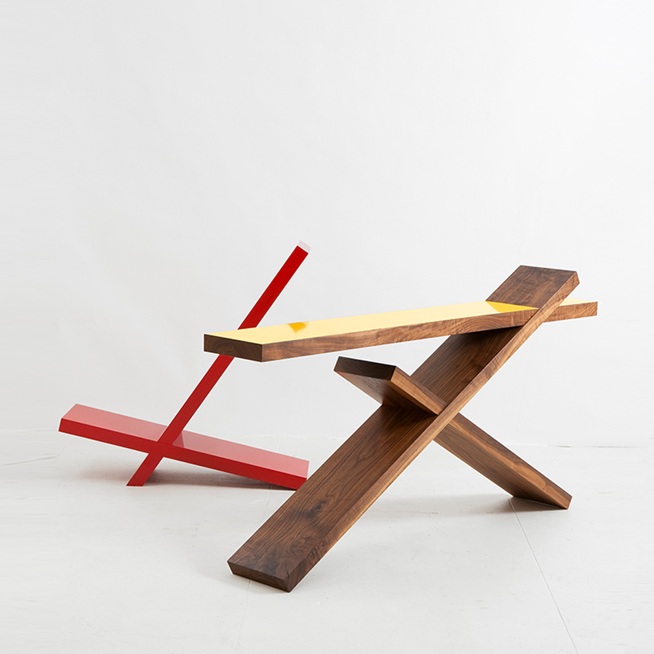 Ruben Toledo - Jax Chair