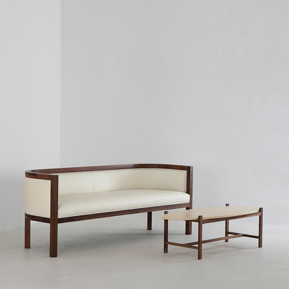 Robert Bristow / Pilar Proffitt - Soft Back Sofa