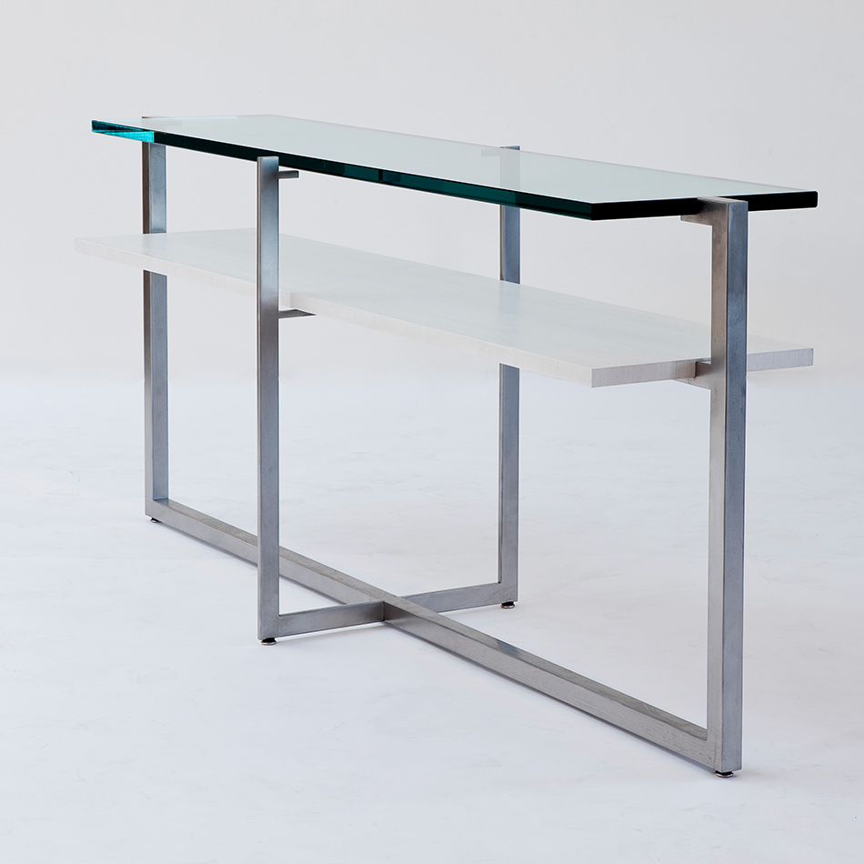 Ralph Pucci - Two Tier Console