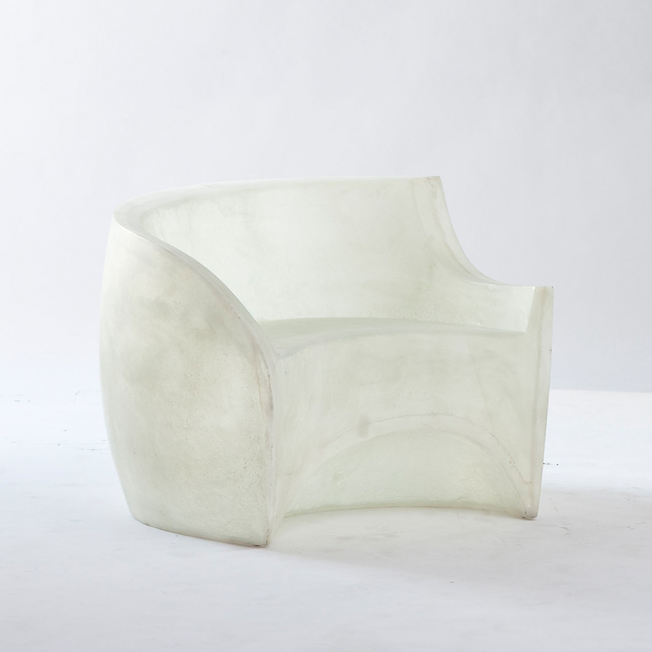 Vladimir Kagan - Clear Foundry Chair