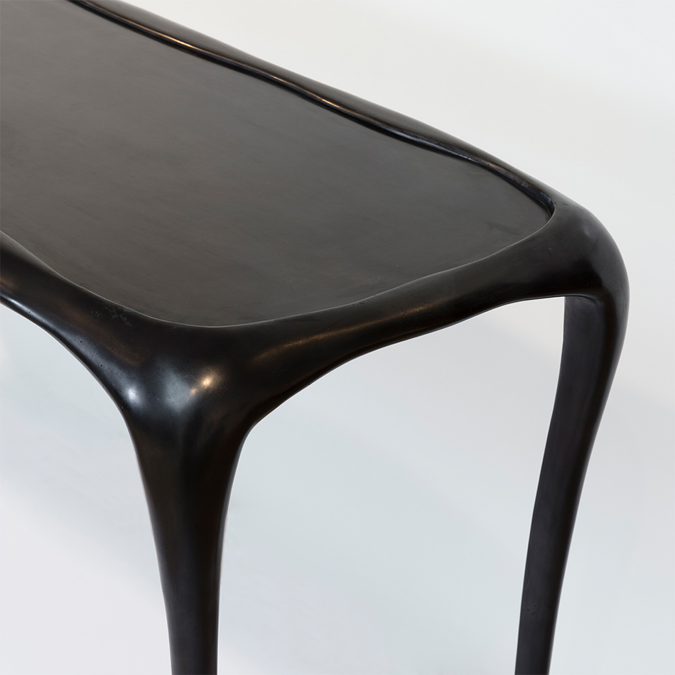 Paul Mathieu - Bronze Aria Console