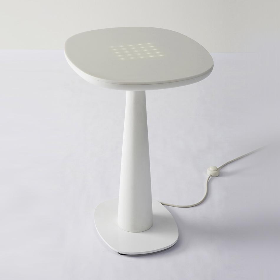 Patrick Naggar- LED End Table