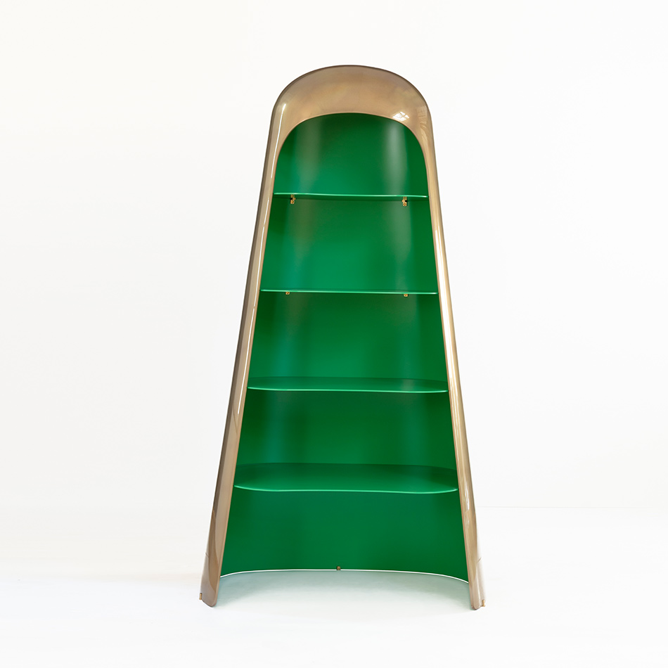 Patrick Naggar - Apollo Bookshelf