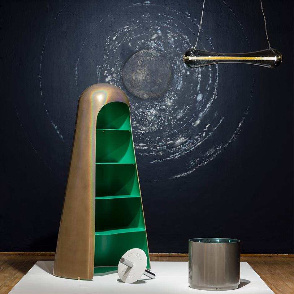 Patrick Naggar - Apollo Bookshelf