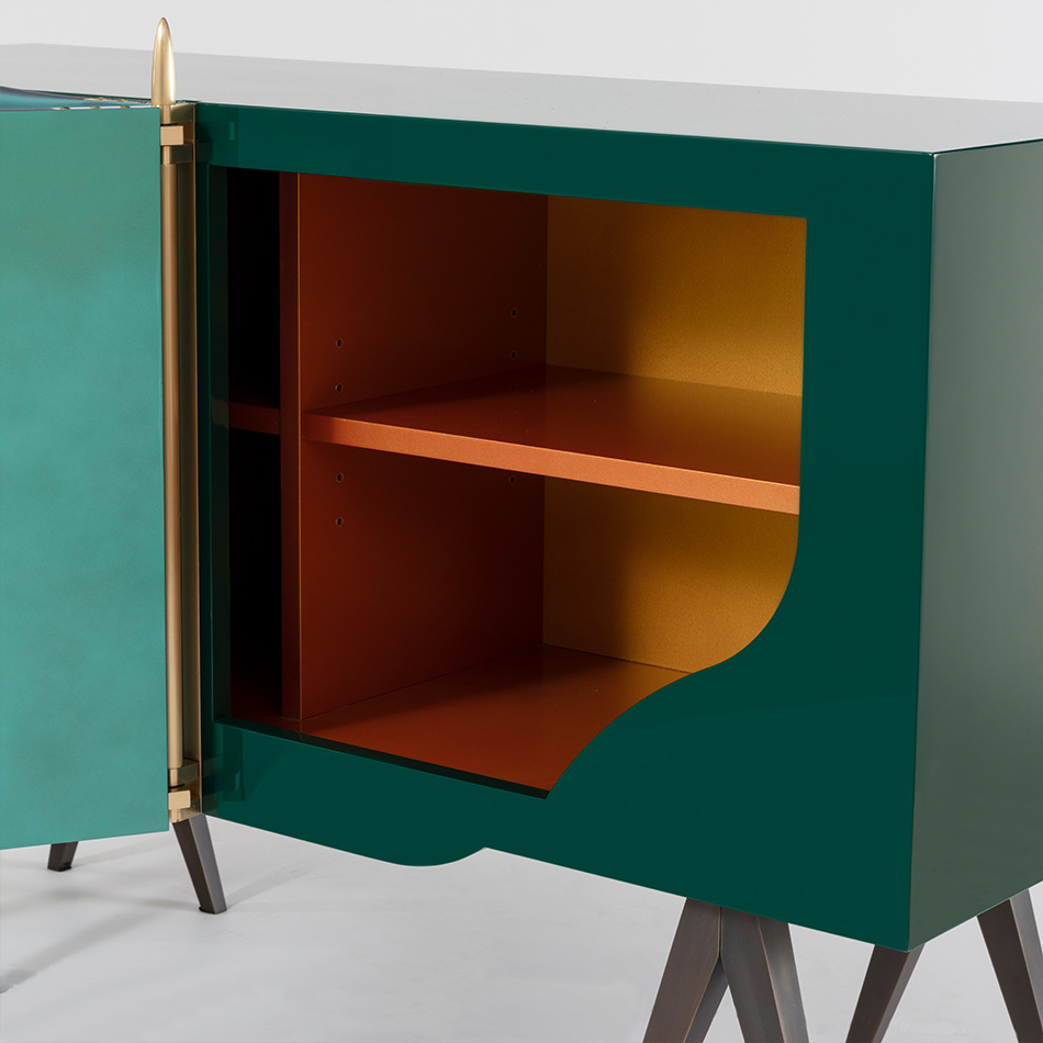 Patrick Naggar - Butterfly Cupboard