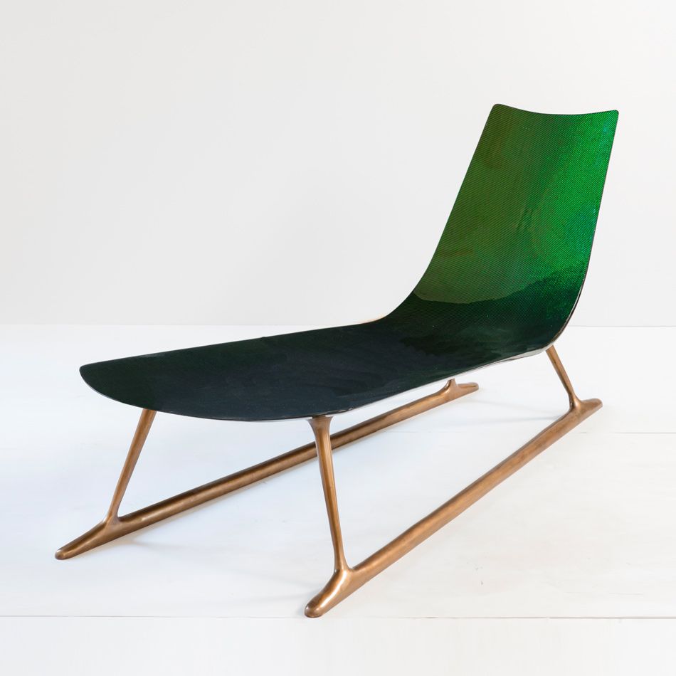 Patrick Naggar - Carbon Chaise