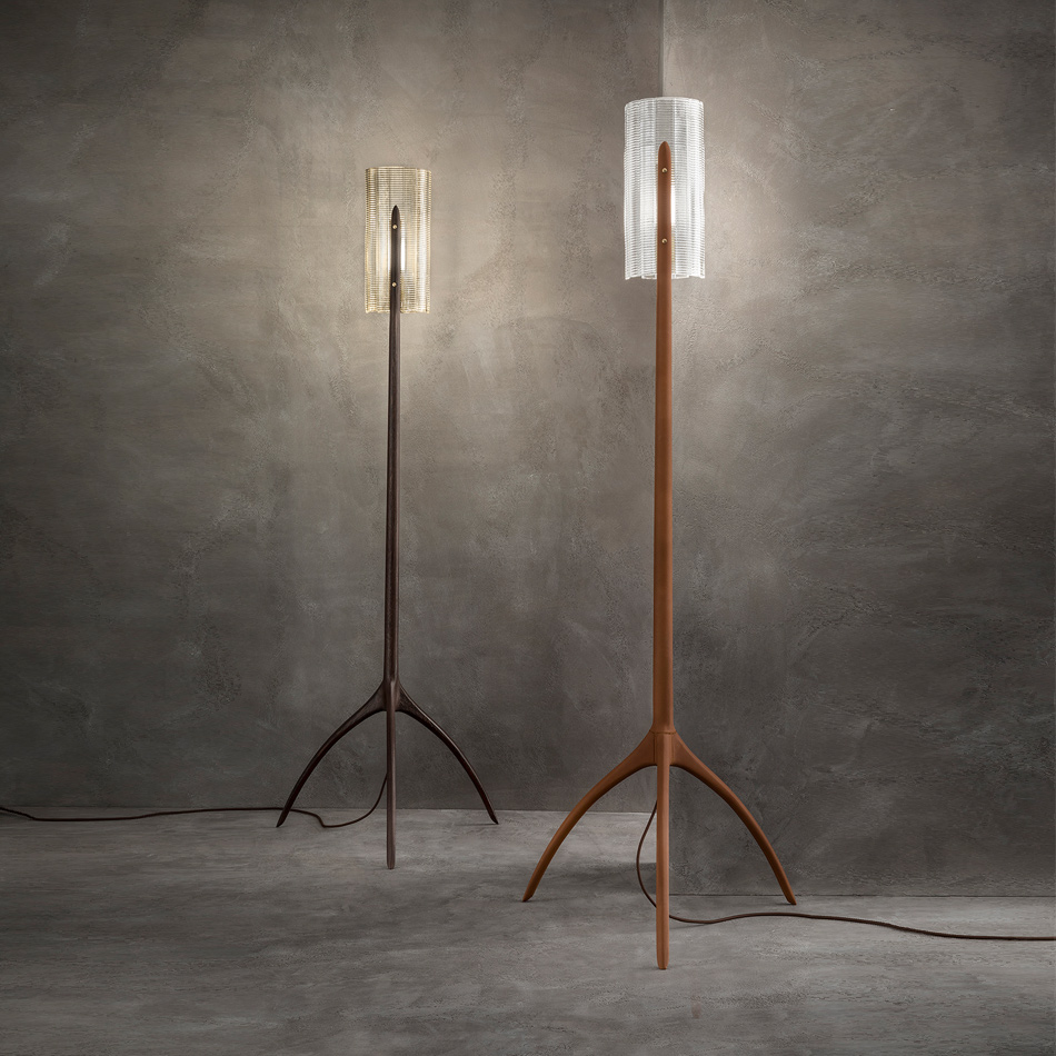 Paul Mathieu - Chateau Floor Lamp