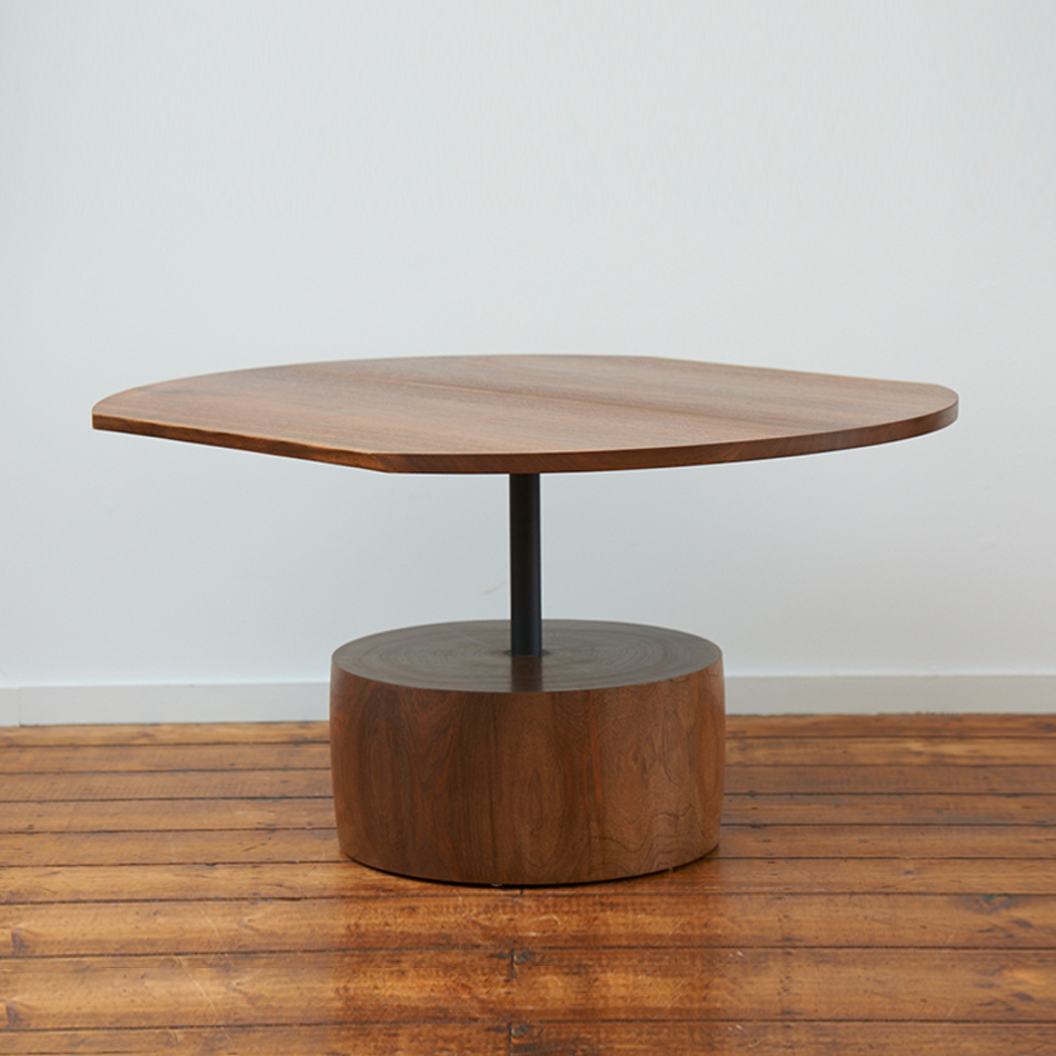 Chris Lehrecke - Pedestal Dining Table