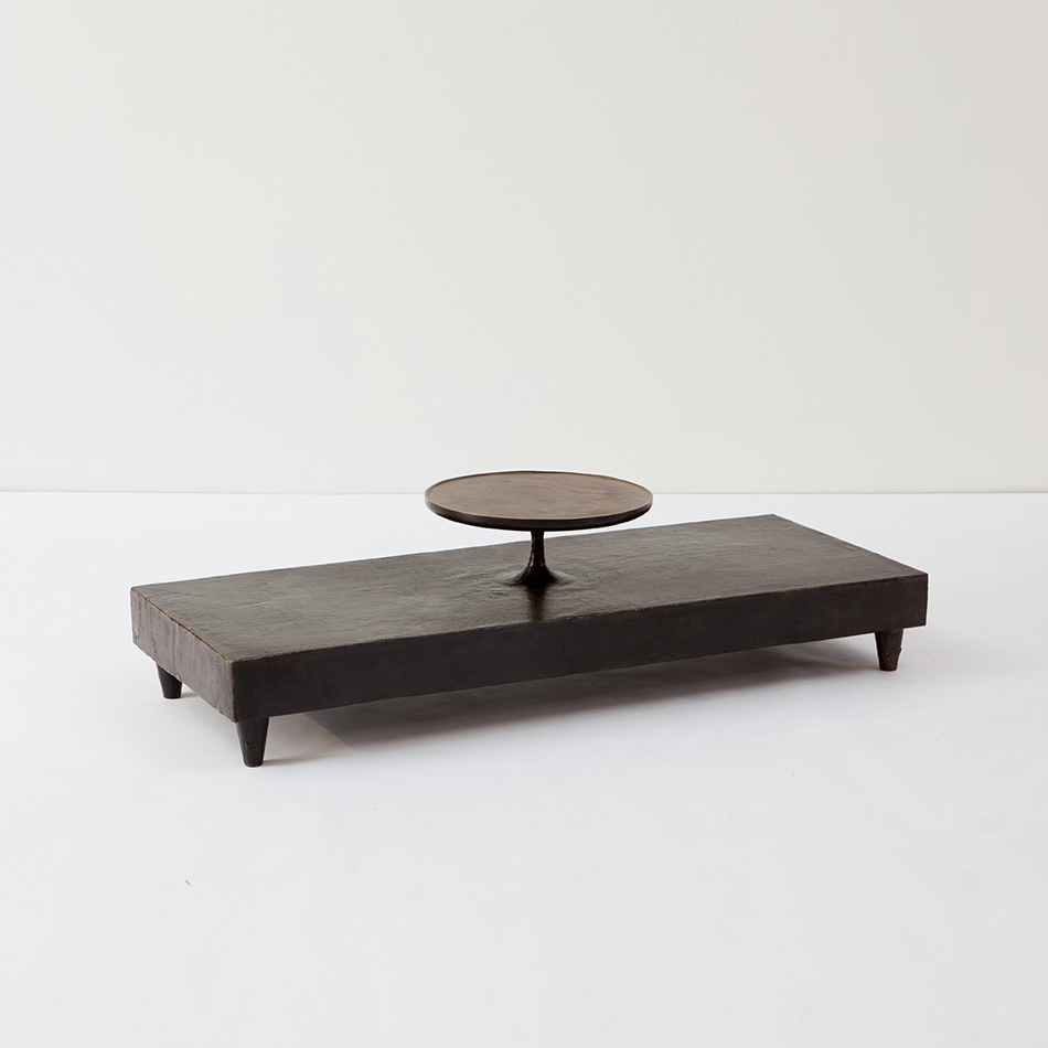 Patrick Naggar - Vesuvius Low Table