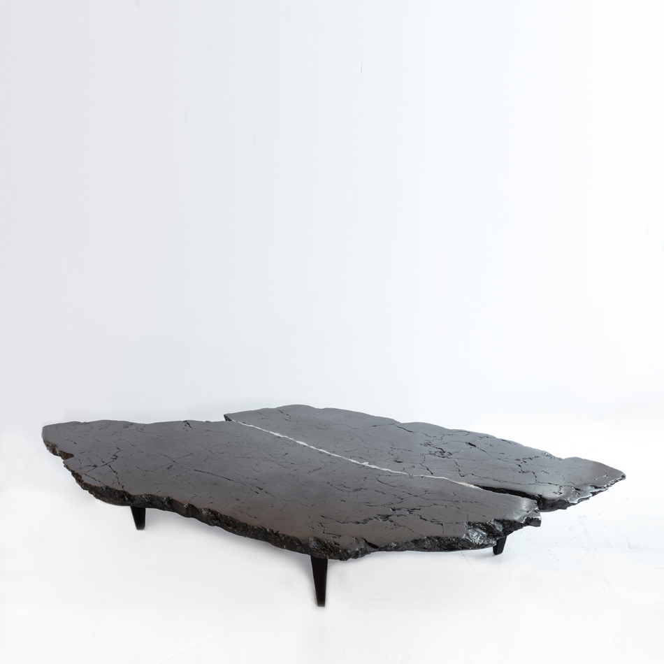 Jim Zivic - Coal Coffee Table