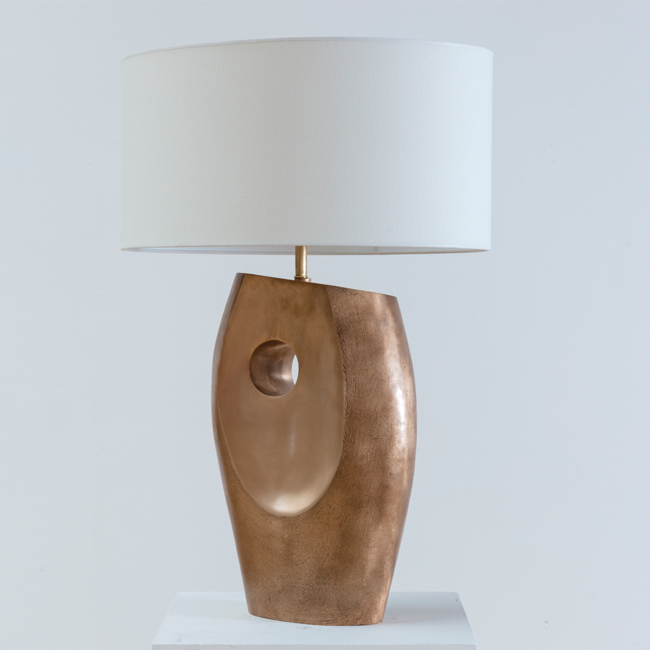 Ralph Pucci - Primitive (one) Table Lamp