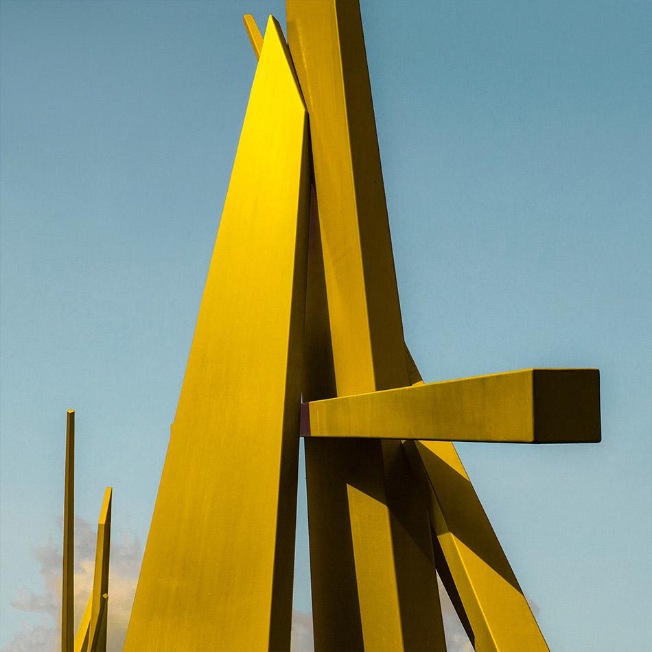 Juan Pablo Castro - Golden Flame