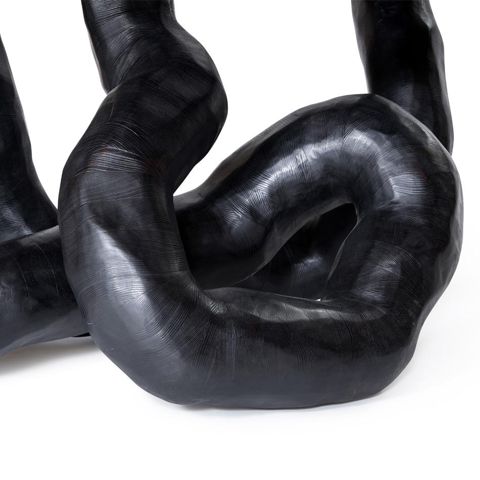 Stefan Bishop - Ash Sculpture
