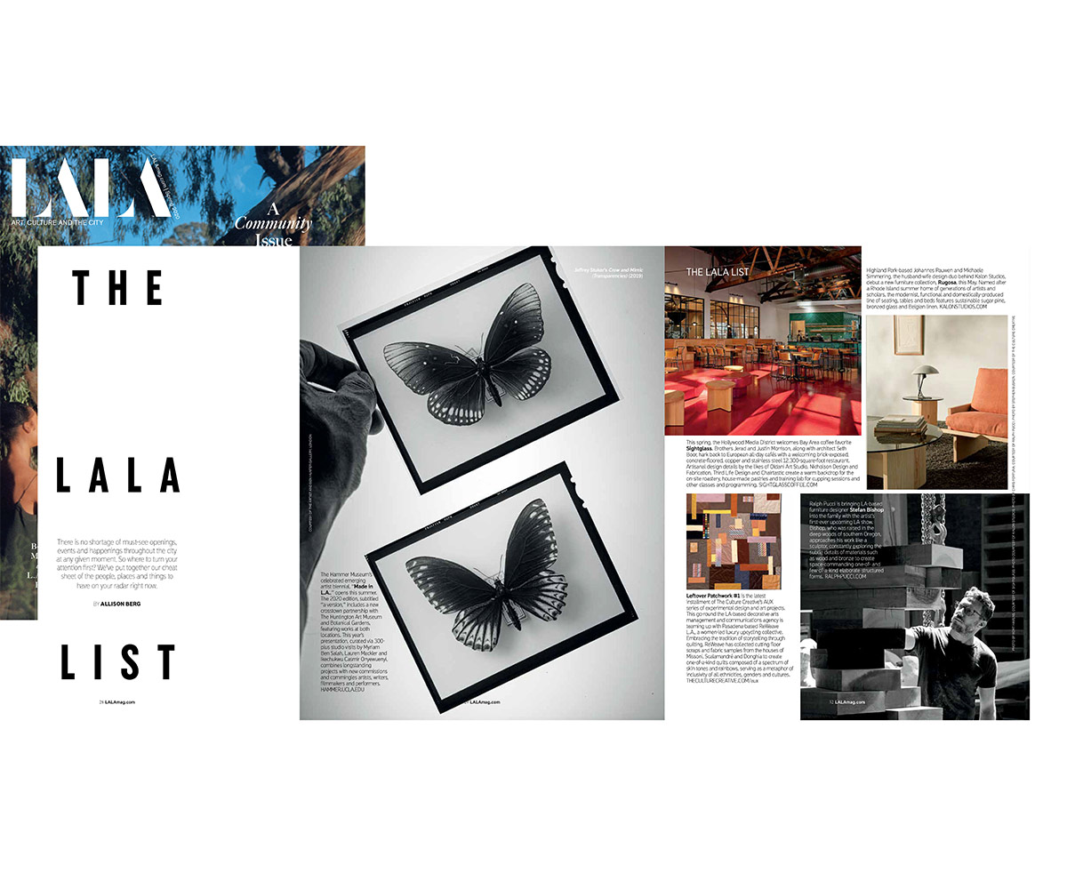 LALA Magazine Spring