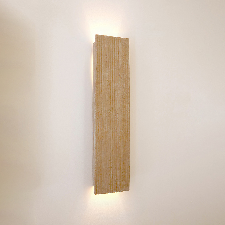 John Wigmore - Large Vertical Sconce LSV-001