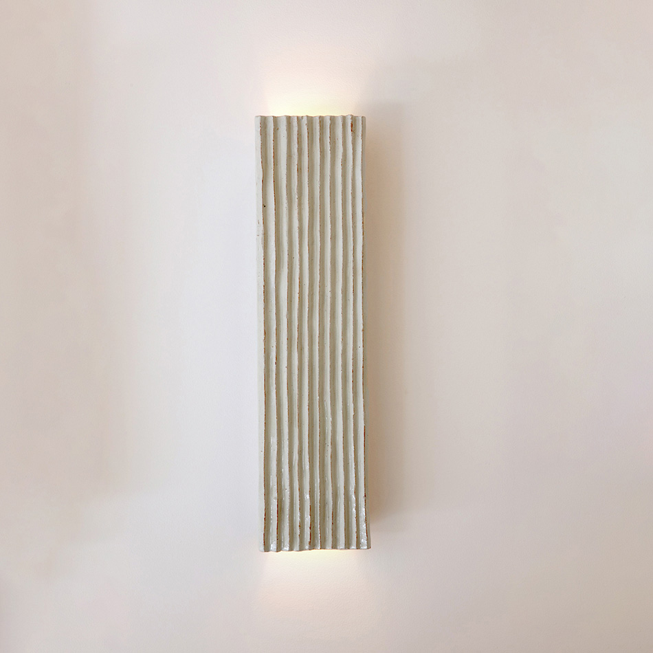 John Wigmore - Large Vertical Sconce LSV-003