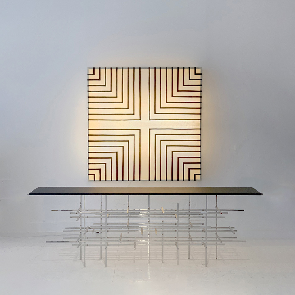 John Wigmore - Light Sculpture 60