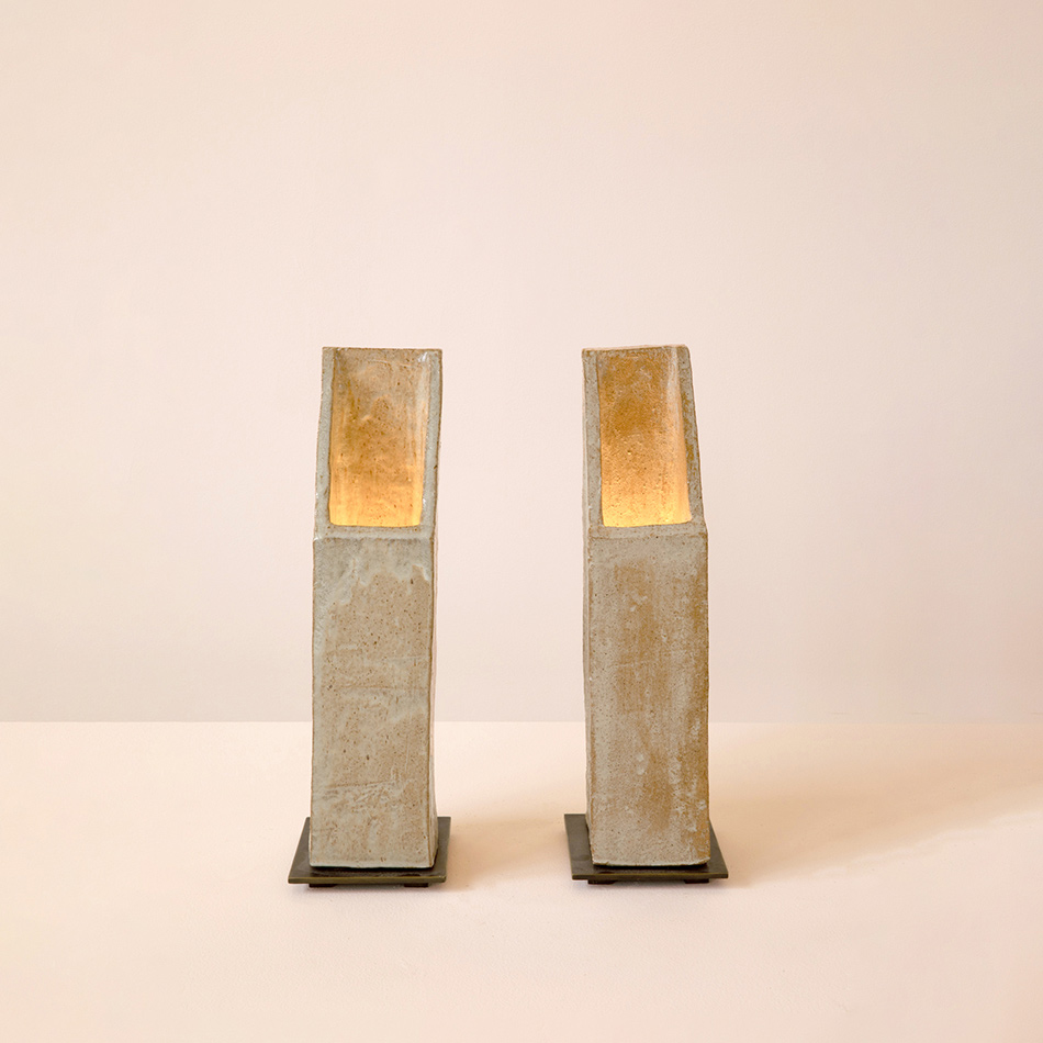 John Wigmore - Uplight Table Lamp UPTL-002