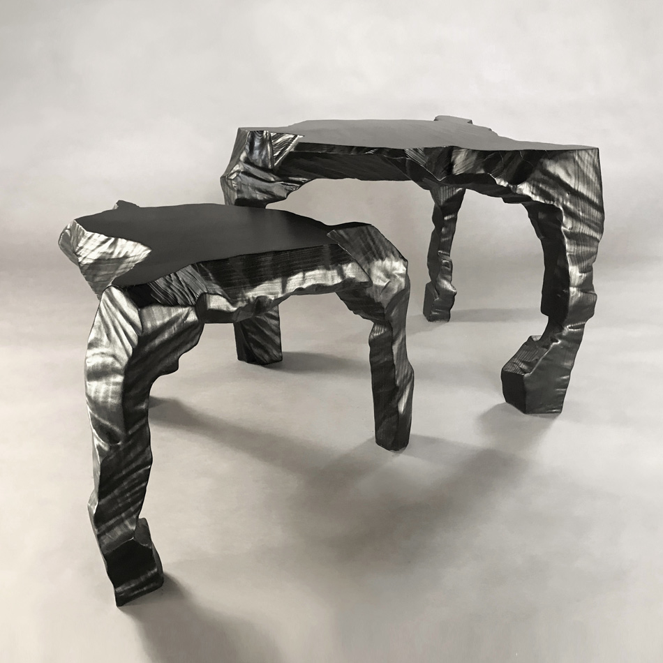 Stefan Bishop - Calescent Nesting Tables