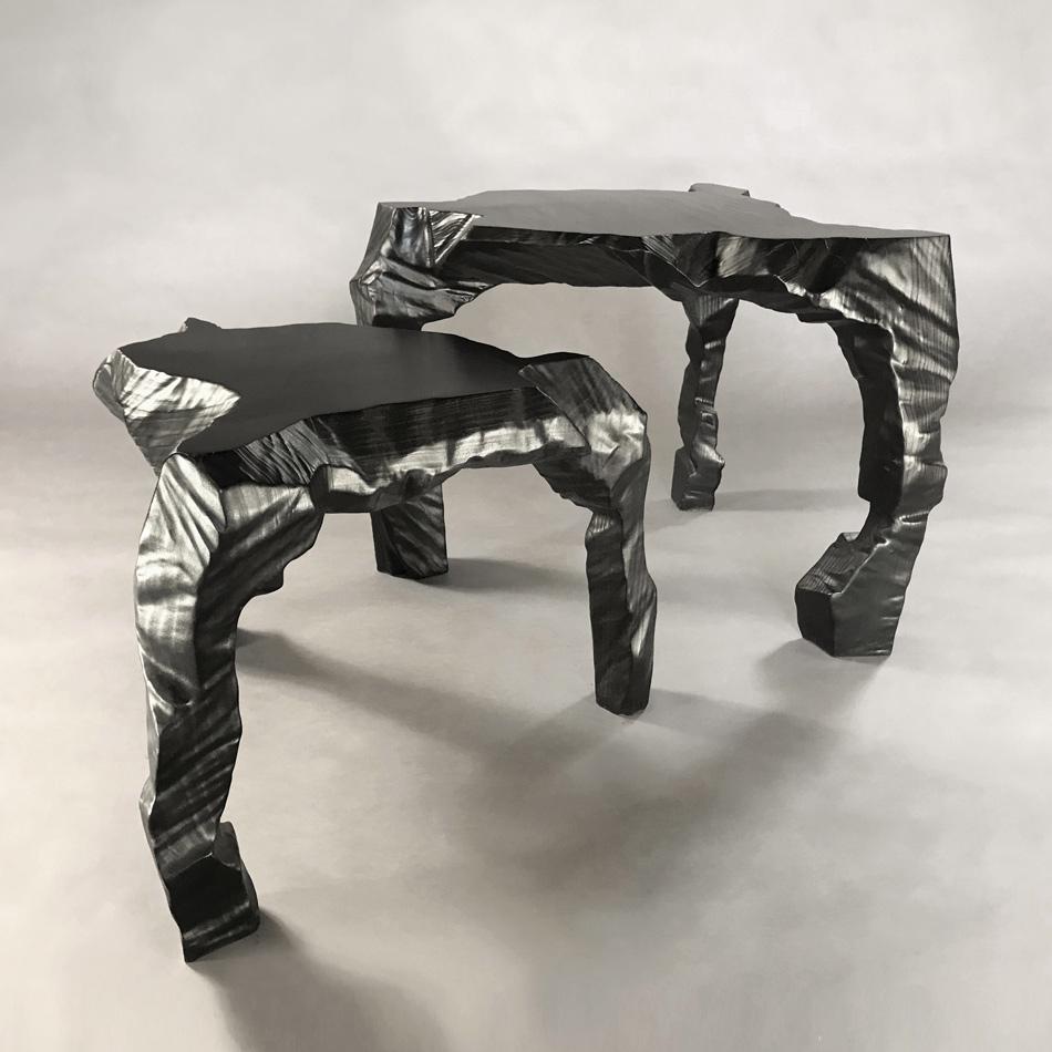 Stefan Bishop - Calescent Nesting Tables