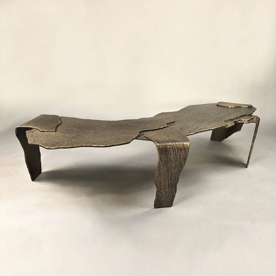 Stefan Bishop - Mantle Bench
