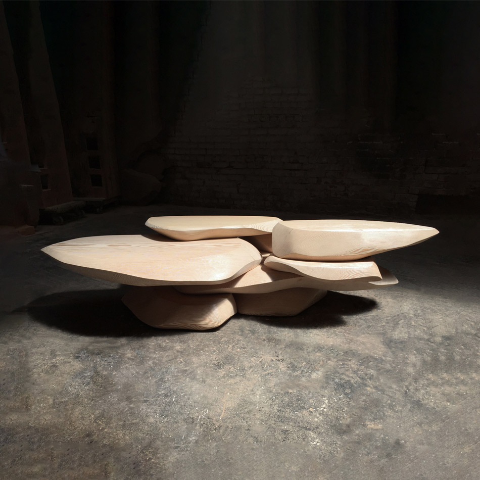 Stefan Bishop - Orka #4 Coffee Table