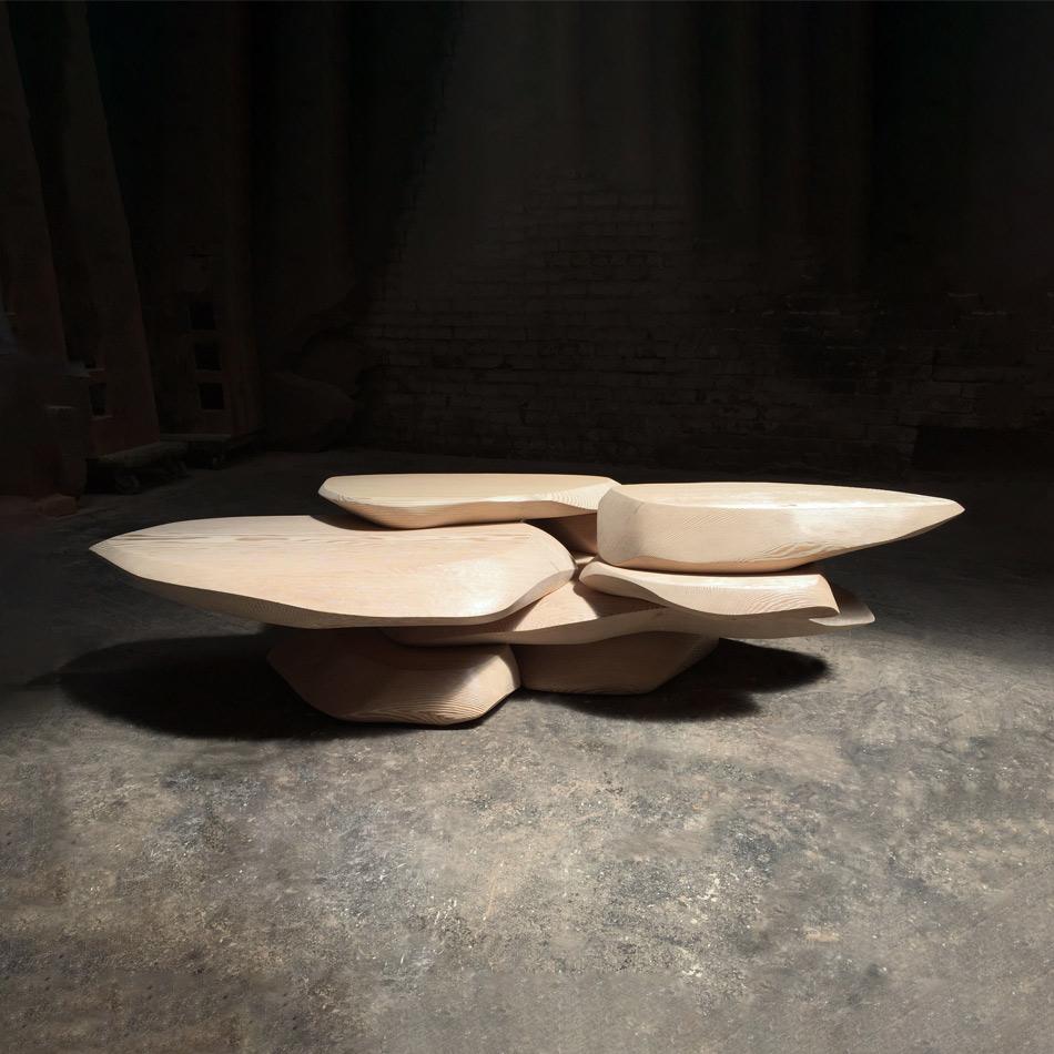 Stefan Bishop - Orka #4 Coffee Table