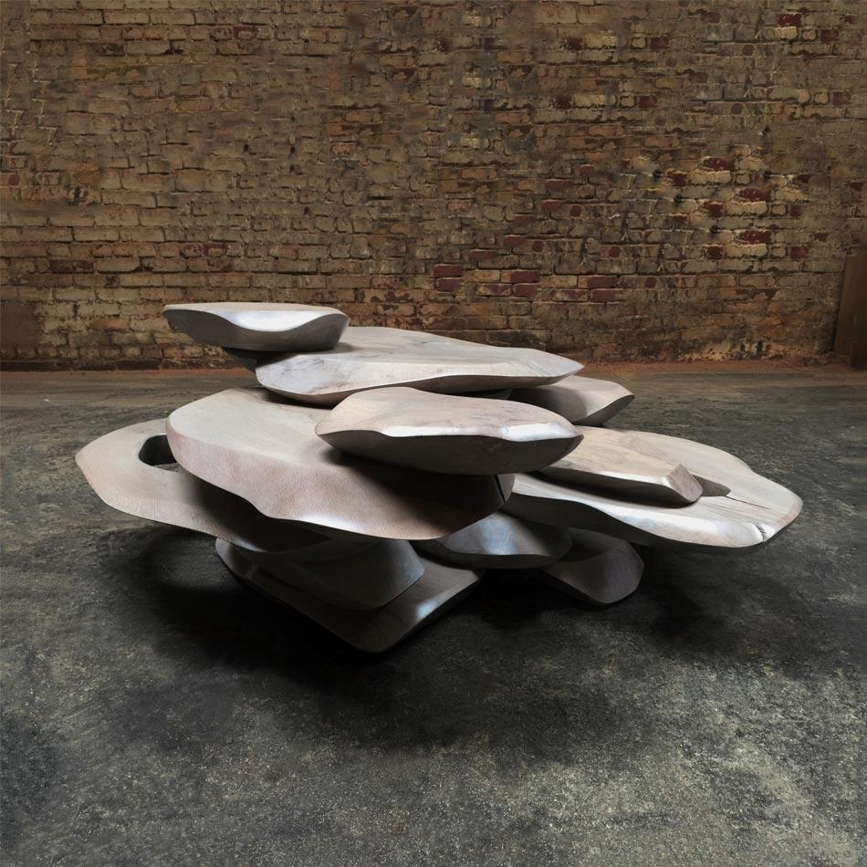 Stefan Bishop - Orka #5 Coffee Table