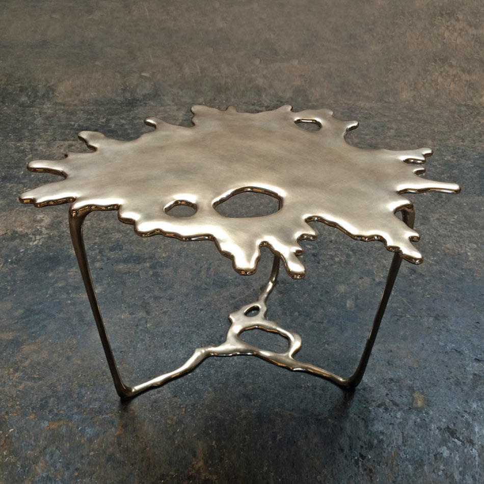 Puddle #1 Side Table