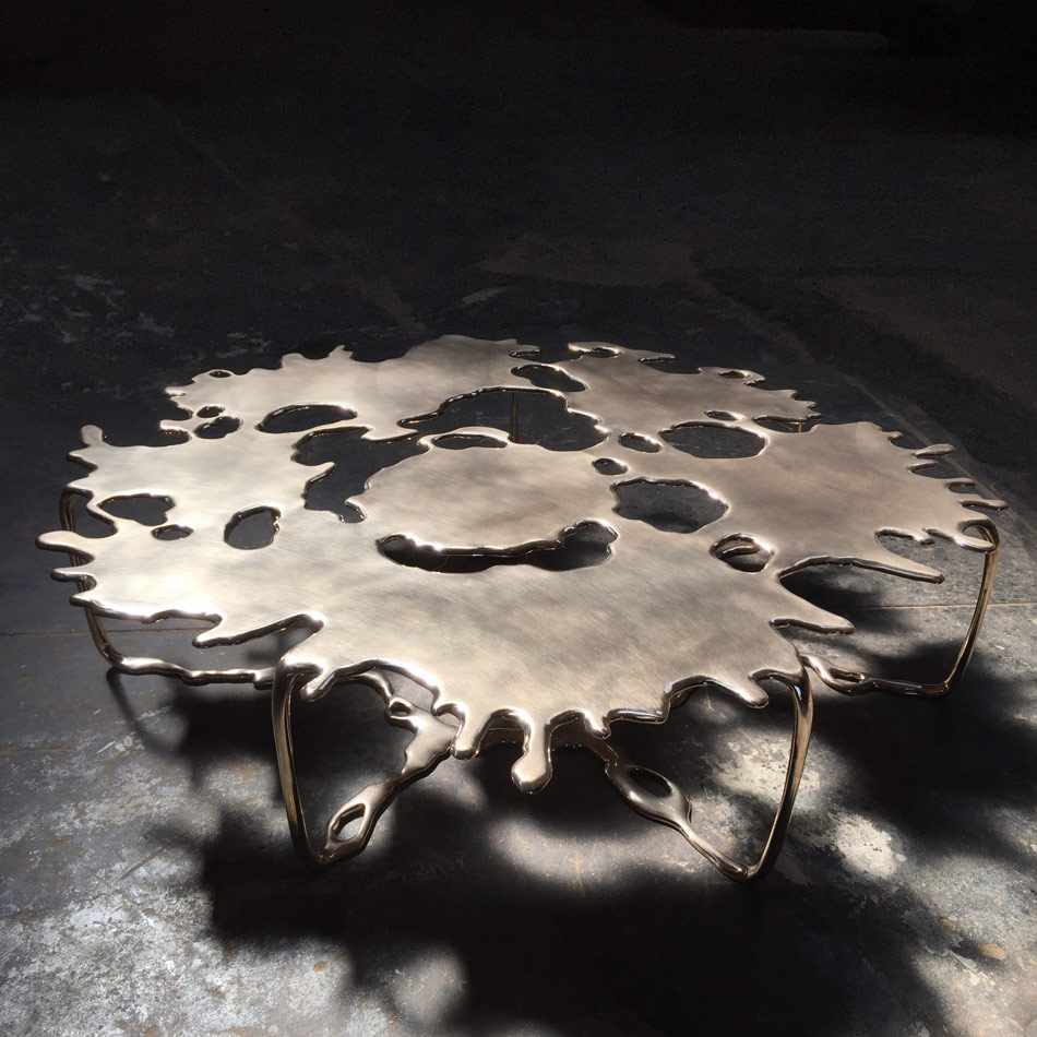 Puddle #4 Coffee Table