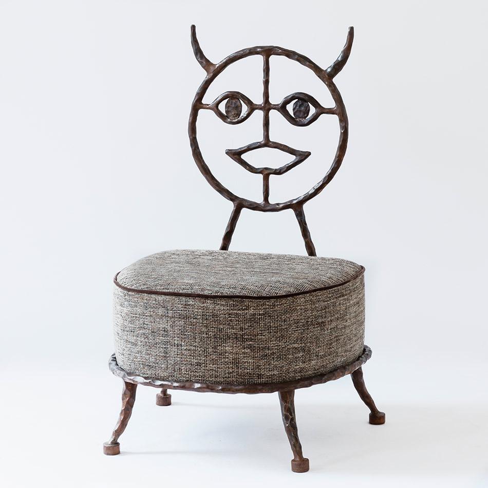 Elizabeth-Garouste-Plum-Lounge-Chair