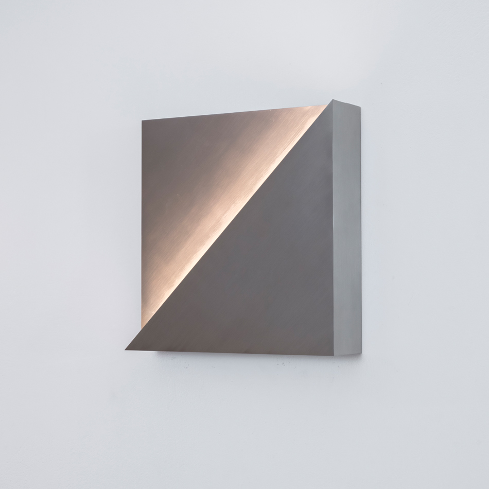 Richard Meier - Cycladic Square Sconce