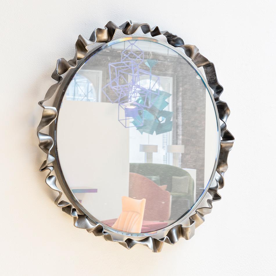 Fran Taubman - Ribbon Mirror