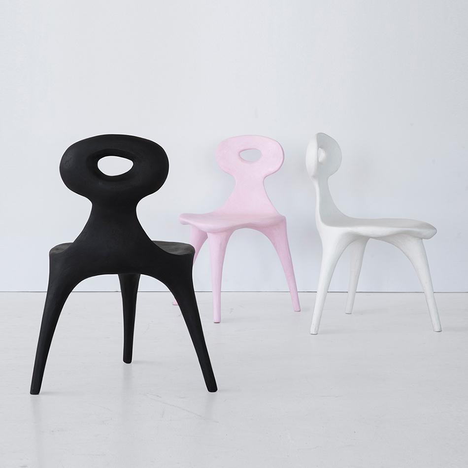 John Koga - Mahalo (Grateful) Dining Chair