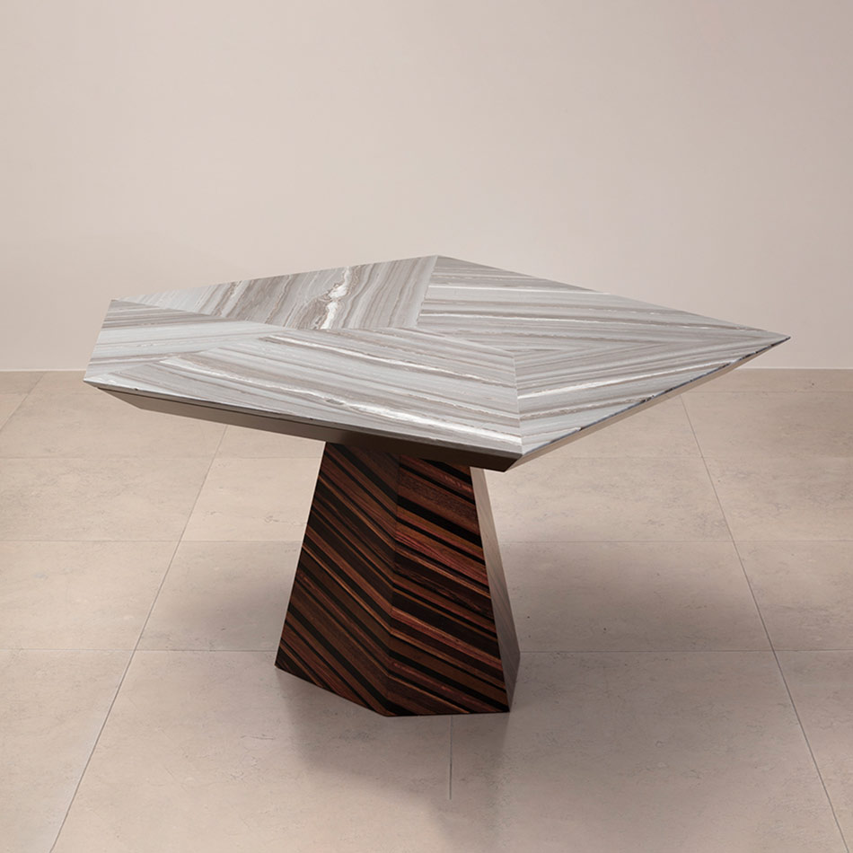 Herve Van Der Straeten - Table Juliette 557