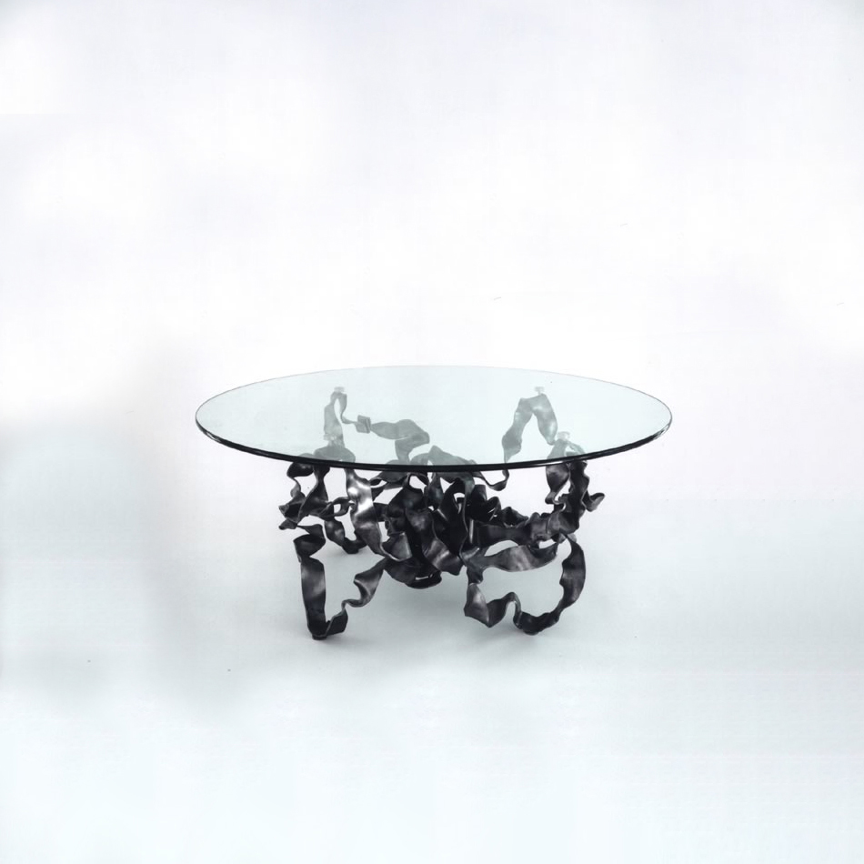 Fran Taubman - Ribbon Coffee Table