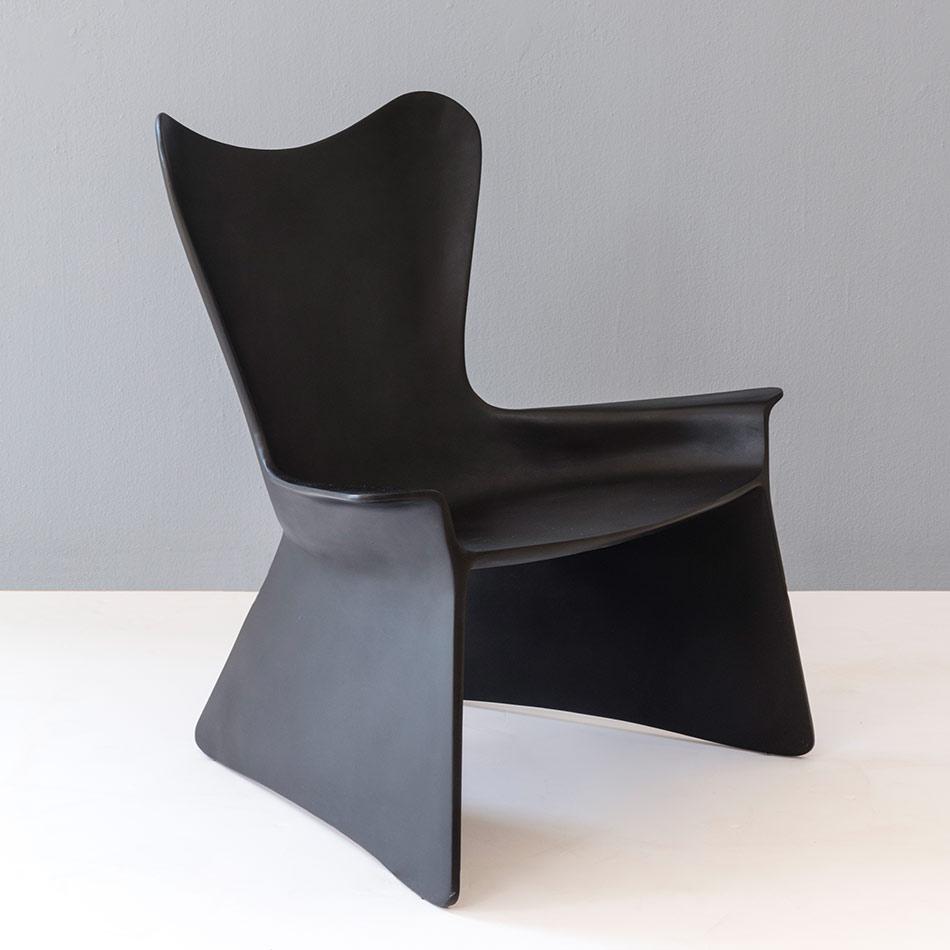Portofino Chair Black