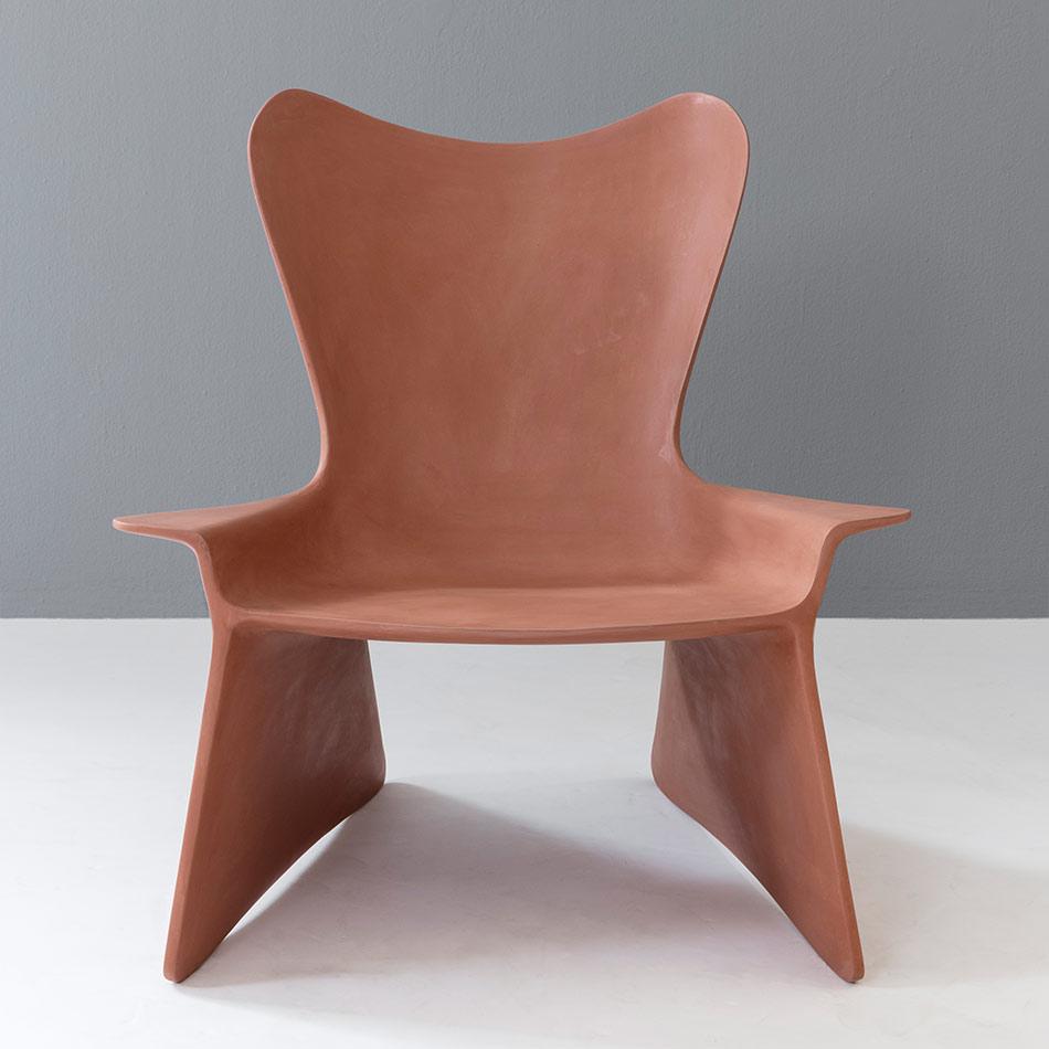 Portofino Chair Red